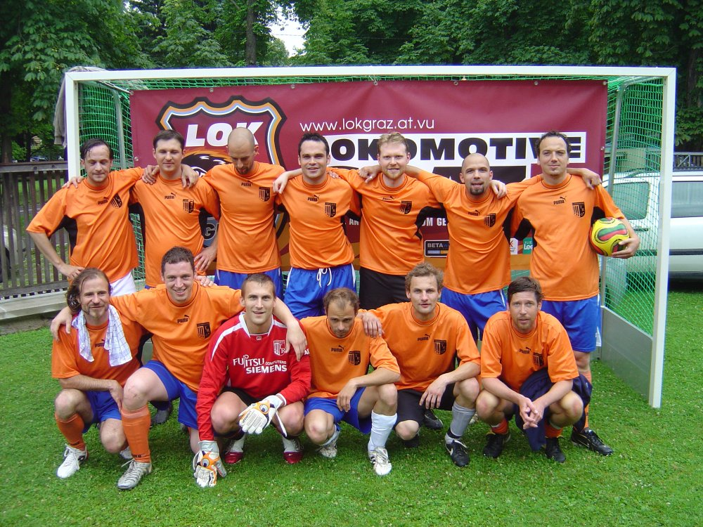 FCTG beim Lok Graz turnier 2009