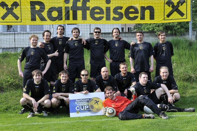 FCTG beim Stammtischcup 2010