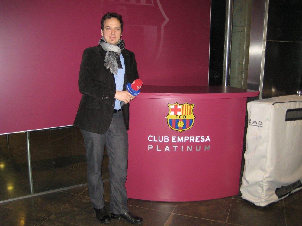 unser mann in barcelona