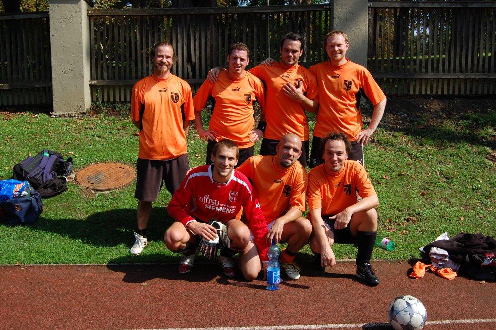 FCTG beim Oranje turnier 2009